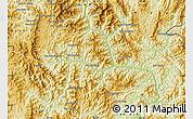 Physical Map of Khoua