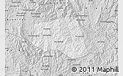 Silver Style Map of Khoua