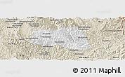 Classic Style Panoramic Map of Khoua