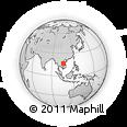 Outline Map of Savannakhet