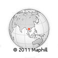 Outline Map of Naxaythong