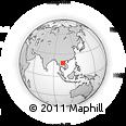 Outline Map of Vientiane (Munic.)