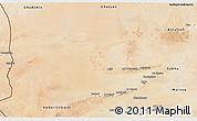 Satellite 3D Map of Ash Shati