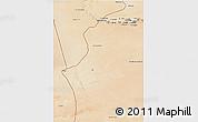 Satellite 3D Map of Ghadamis