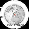 Outline Map of Diekirch