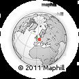 Outline Map of Vianden