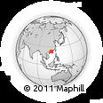 Outline Map of Macau
