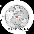 Outline Map of Dobrusevo