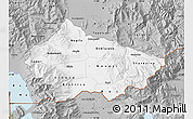 Gray Map of Bitola