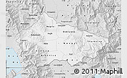 Silver Style Map of Bitola