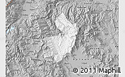Gray Map of Makedonski Brod