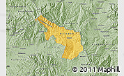 Savanna Style Map of Delcevo