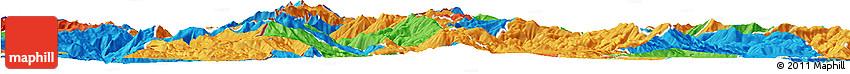 Political Horizon Map of Rostusa