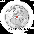 Outline Map of Vrapcista