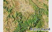Satellite Map of Kavadarci