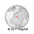 Outline Map of Zajas