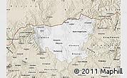 Classic Style Map of Kumanovo