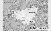 Gray Map of Kumanovo