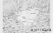 Silver Style Map of Kumanovo