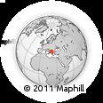 Outline Map of Belcista