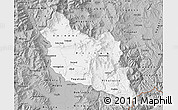 Gray Map of Prilep