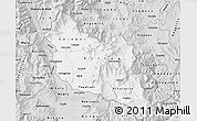 Silver Style Map of Prilep