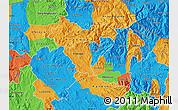 Political Map of Probistip