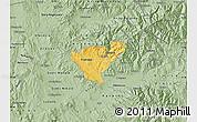 Savanna Style Map of Probistip