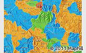 Political Map of Radovis