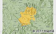 Savanna Style Map of Radovis