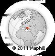 Outline Map of Kondovo