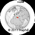 Outline Map of Velesta