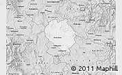 Silver Style Map of Sveti Nokole