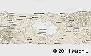 Classic Style Panoramic Map of Sveti Nokole