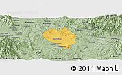 Savanna Style Panoramic Map of Sveti Nokole