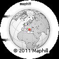 Outline Map of Zelino