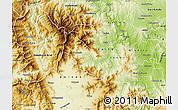 Physical Map of Bogomila