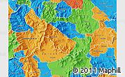 Political Map of Bogomila