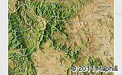Satellite Map of Bogomila
