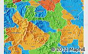 Political Map of Caska