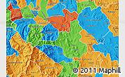 Political Map of Veles