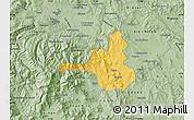 Savanna Style Map of Veles
