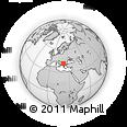 Outline Map of Veles