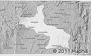 Gray 3D Map of Ambatolampy