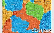 Political Map of Ambatolampy