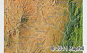 Satellite Map of Ambatolampy