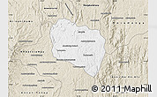 Classic Style Map of Andramasina