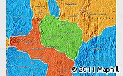 Political Map of Andramasina