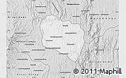 Silver Style Map of Andramasina