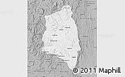 Gray Map of Anjozorobe